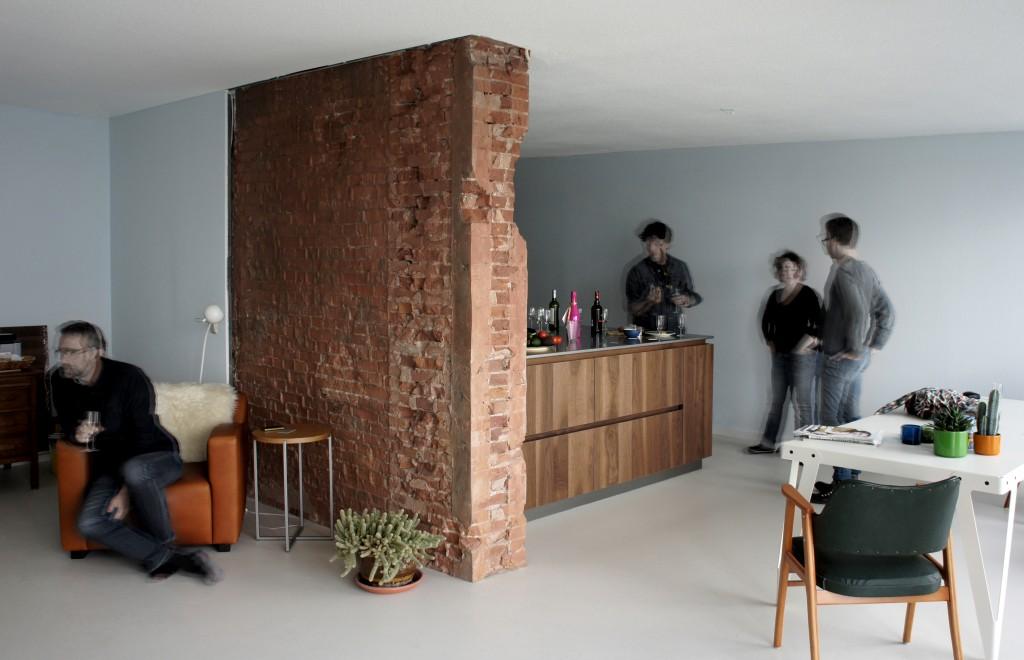 Maatwerk keukendesign in loft | | RAW architectuurstudio
