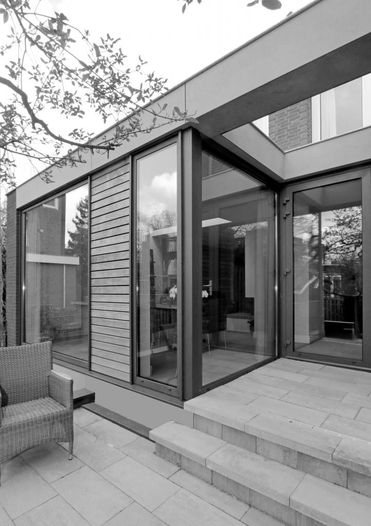 RAW aanbouw architectuur Nuenen 08